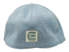 Rockwell Hat - Baby Blue - Baby Blue Plaid