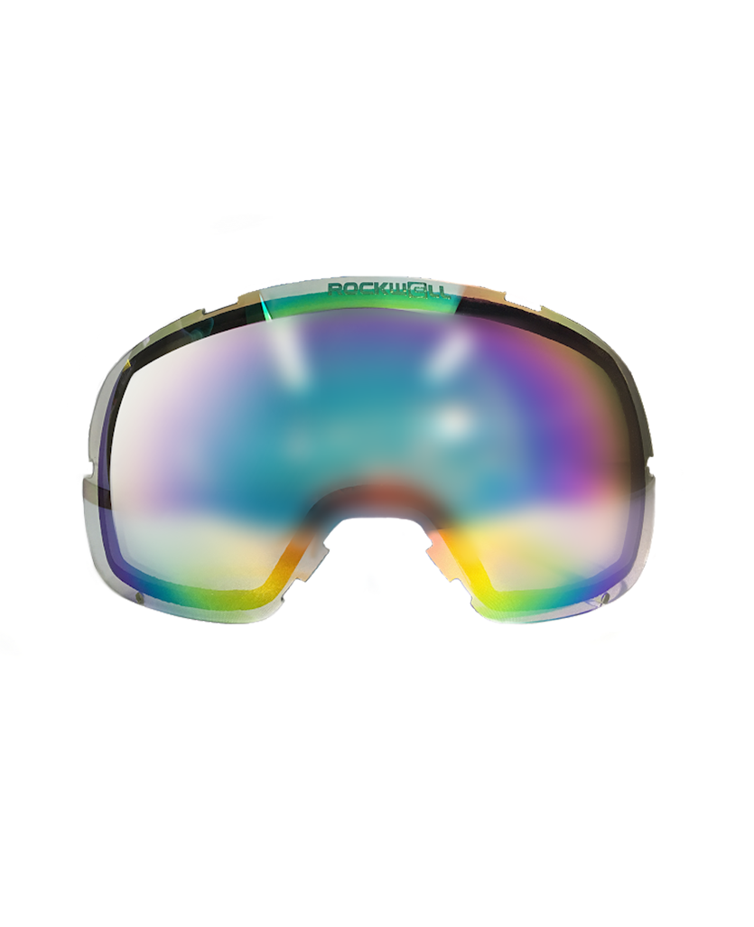 Rockwell Bomber: Interchangeable Clear-Mirror Lens