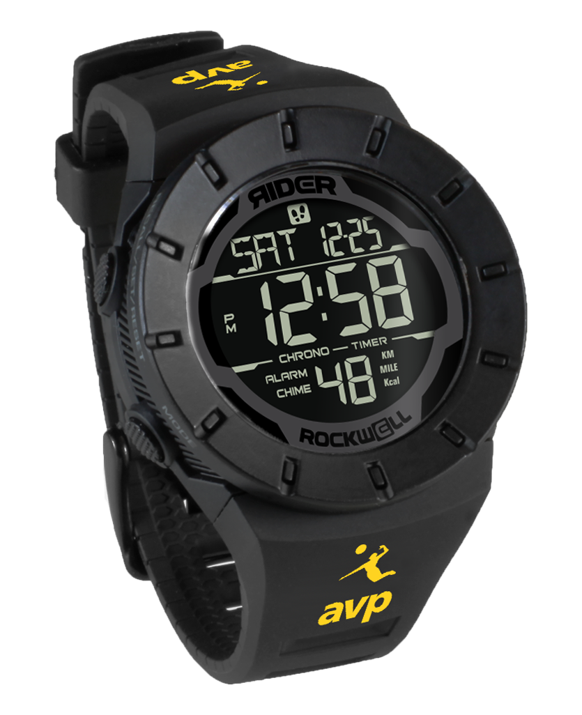 Coliseum Fit™ - FORUM EDITION (AVP Black - Watch)