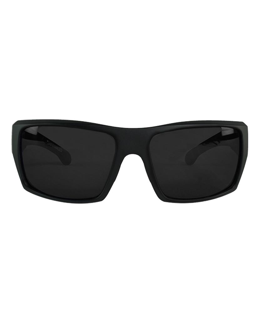 The Nero - Smoke Black Lens - Polarized
