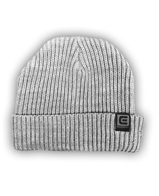 Rockwell Omni-Fit Beanie - Gray