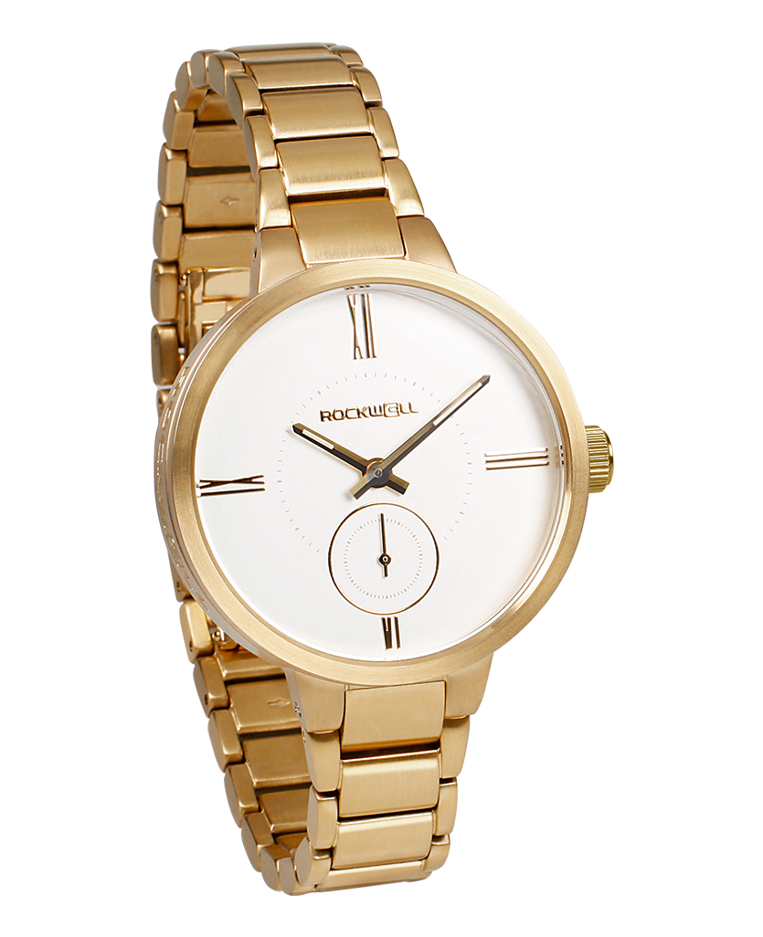 Kennedy  (Gold/White - Watch)