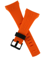 Coliseum Replacement Bands - Orange and Black