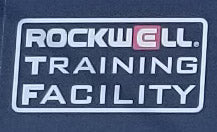 Rockwell Training Facility Sign