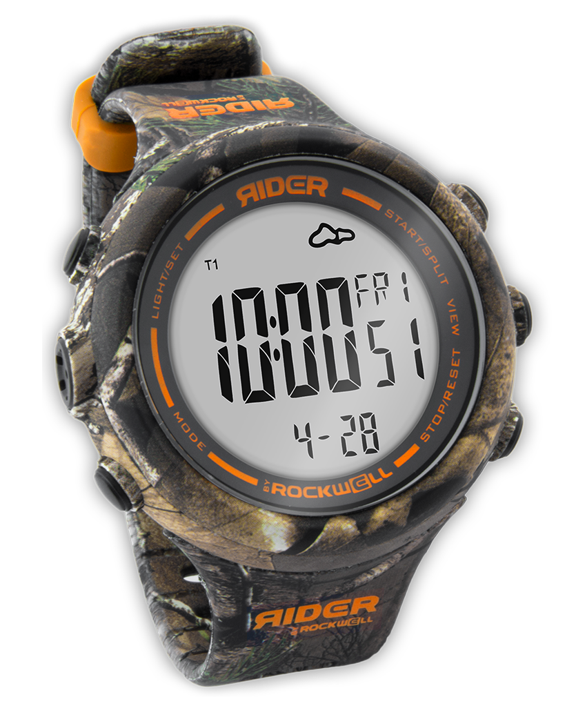 Godfrey Iron Rider 2.0 (Realtree Xtra Camo - Watch)