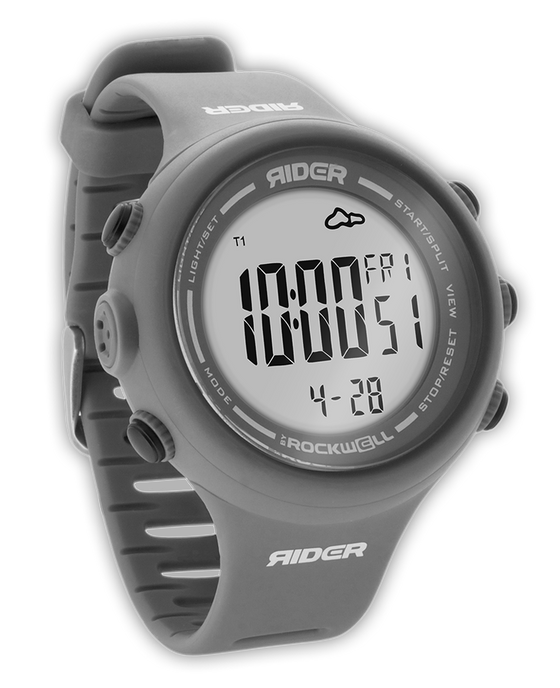 Godfrey Iron Rider 2.0 (Gray - Watch)