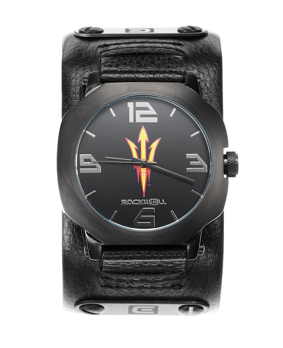 Gunmetal Assassin with Custom Arizona State Dial