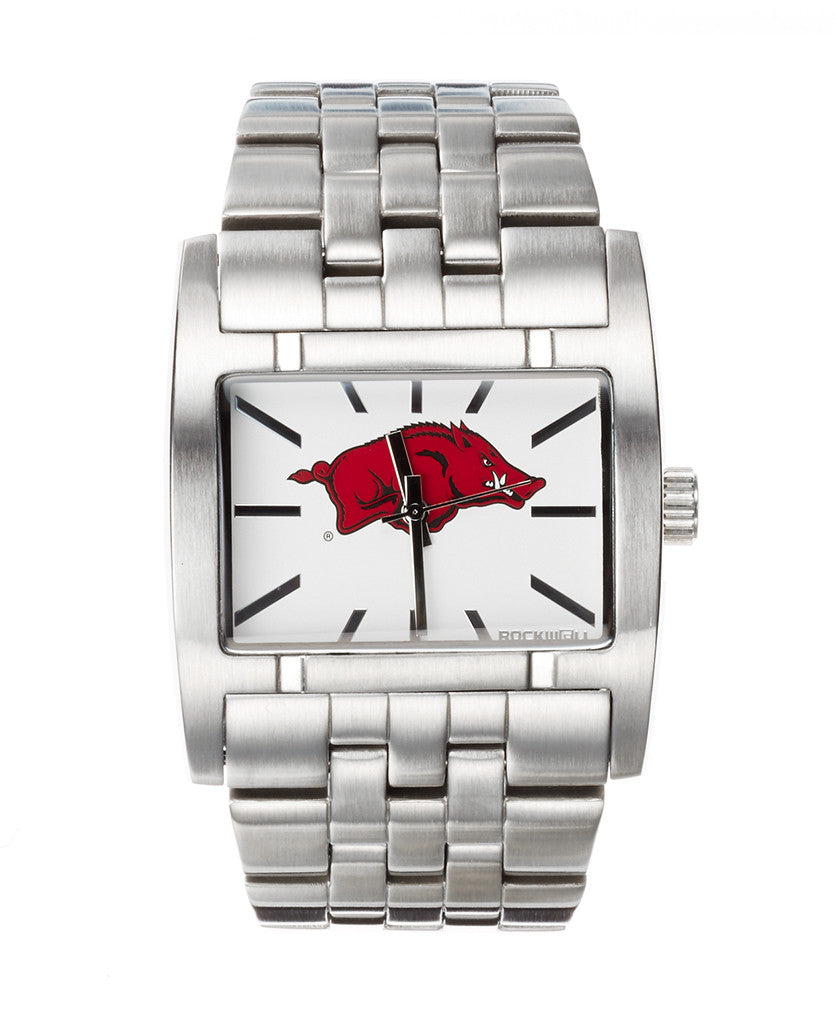 Arkansas Silver Apostle with White Dial