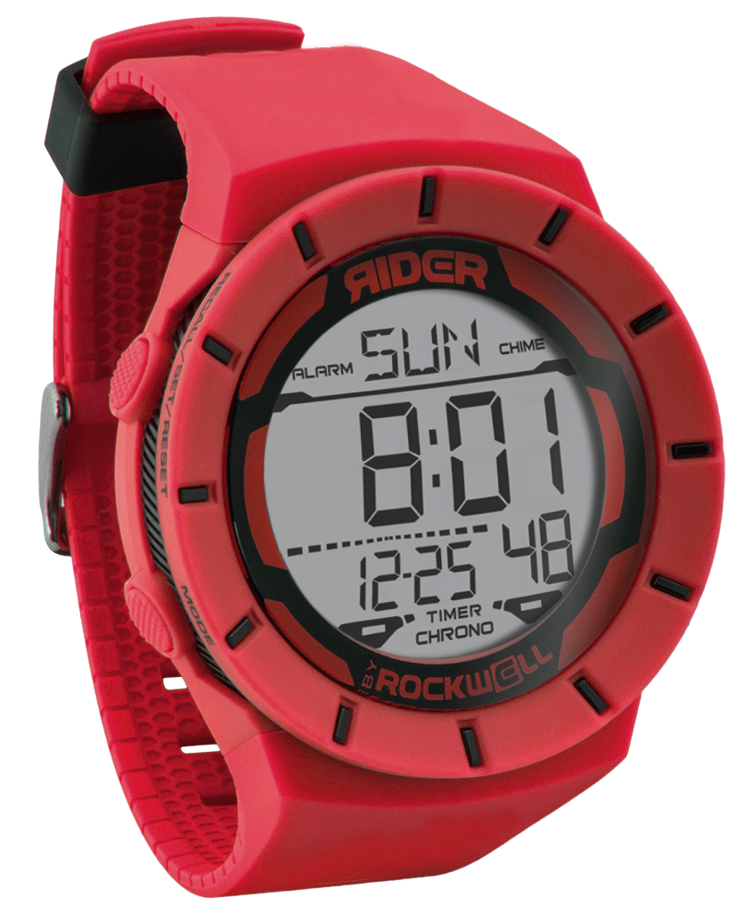 Coliseum Red/Black - Watch