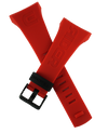Coliseum Replacement Bands - Red and Black
