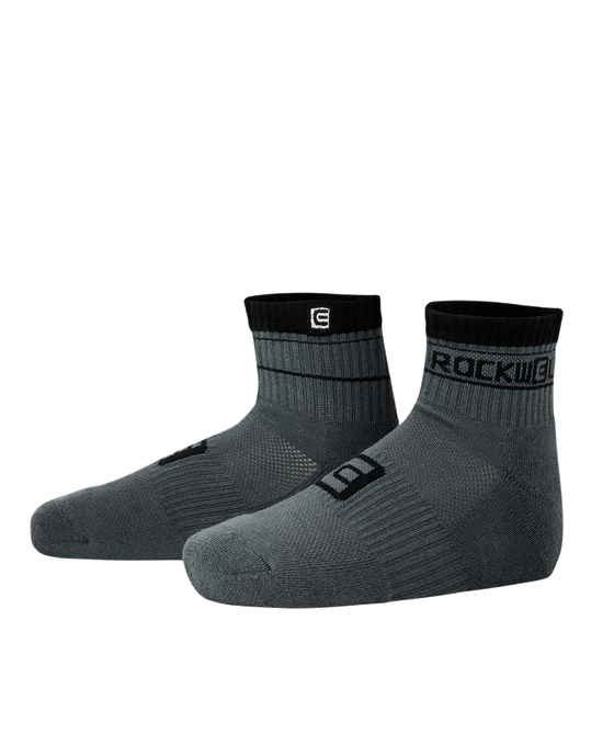Quarter Sock - Gray