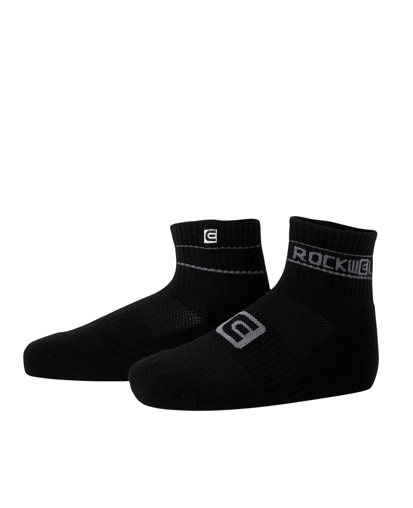 Quarter Sock - Black