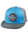 Snapback Trucker Hat Watch Co Shark/Gray