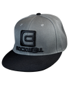 Snapback Hat OG Gray/Black