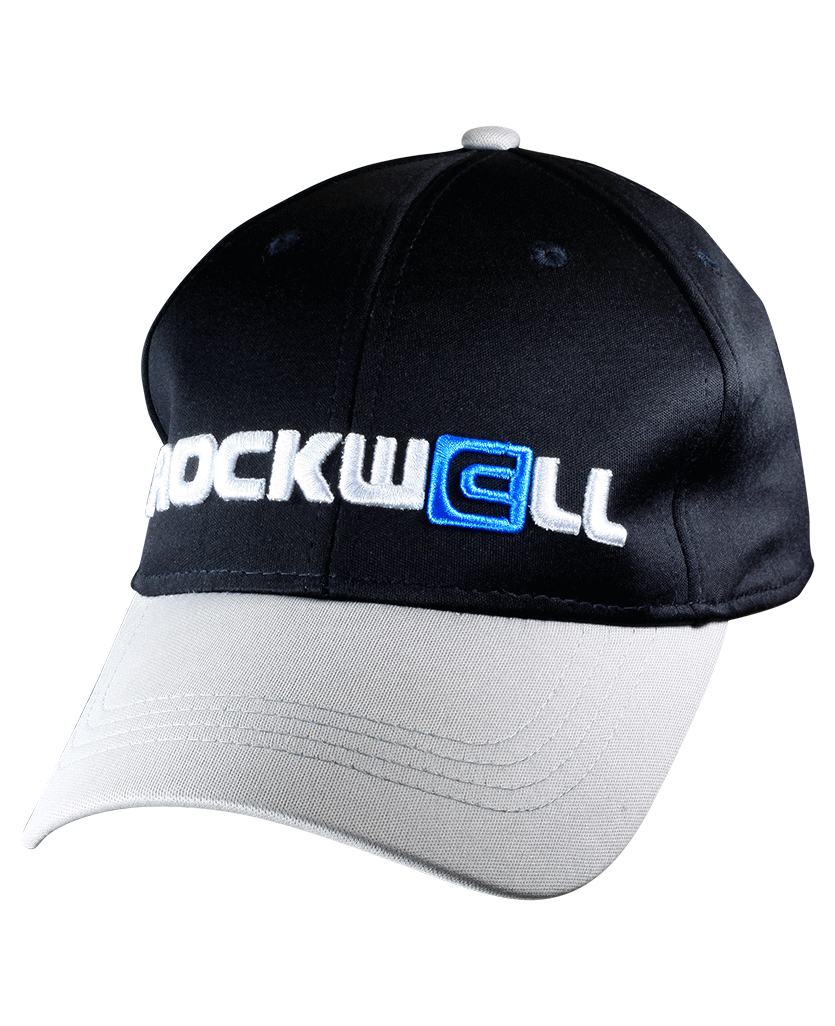 Rockwell Flexfit - Black/Blue
