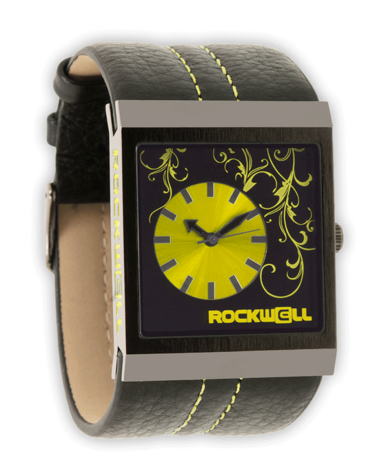 Mercedes (Black/Yellow - Watch)