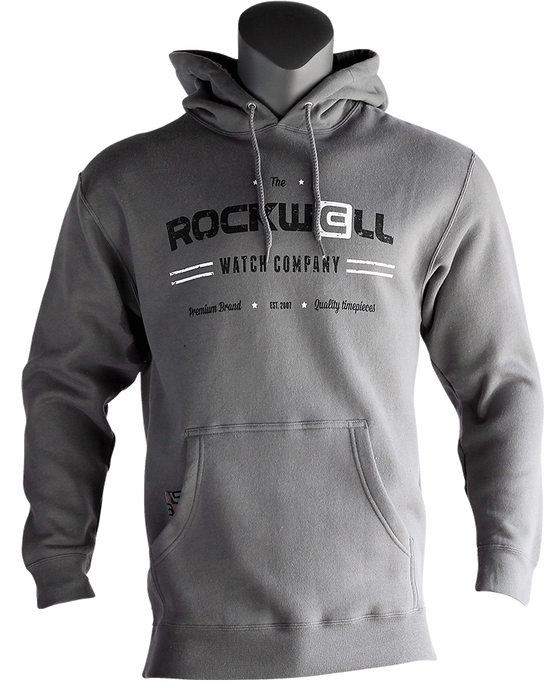 Rockwell Co Pullover Hoodie