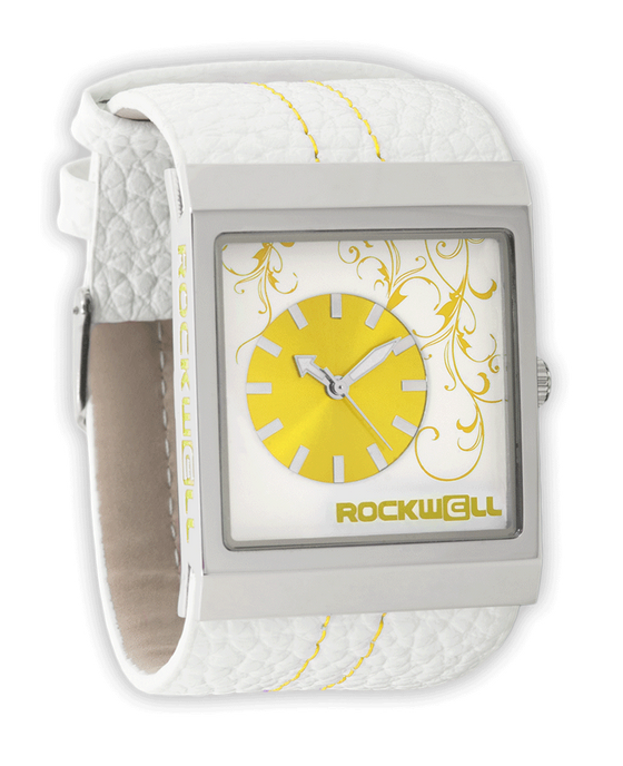 Mercedes (White/Yellow - Watch)