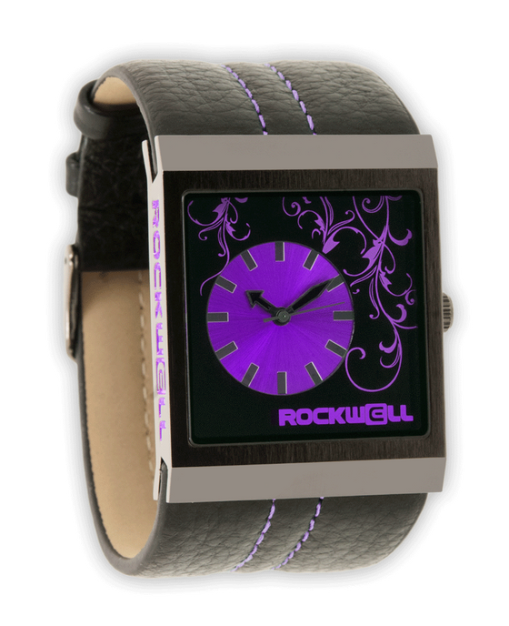 Mercedes (Black/Purple - Watch)