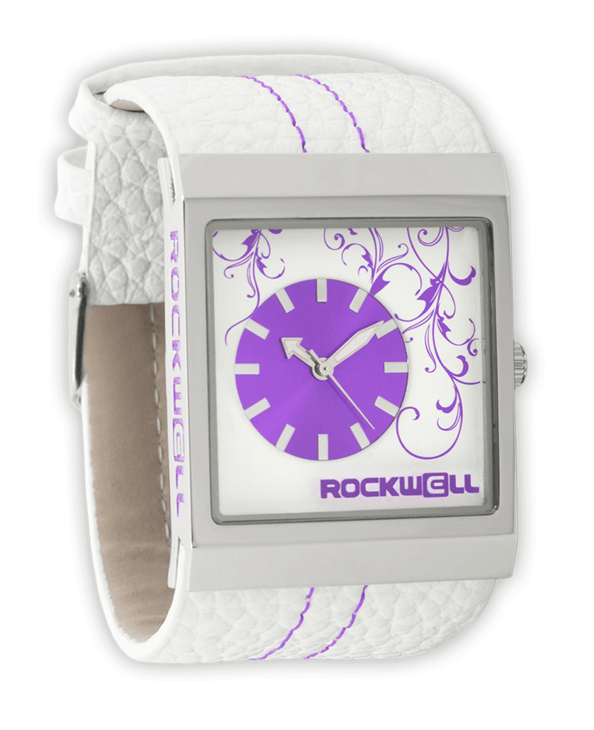 Mercedes (White/Purple - Watch)