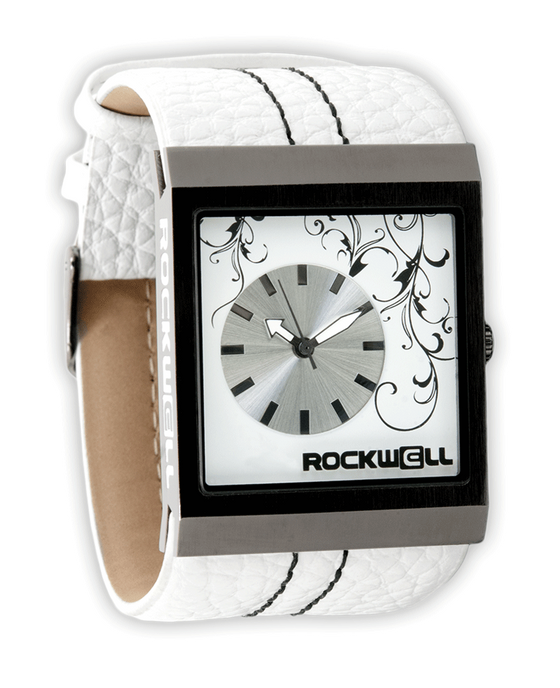 Mercedes (White/Black - Watch)