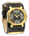Assassin (Black/Gold - Watch)