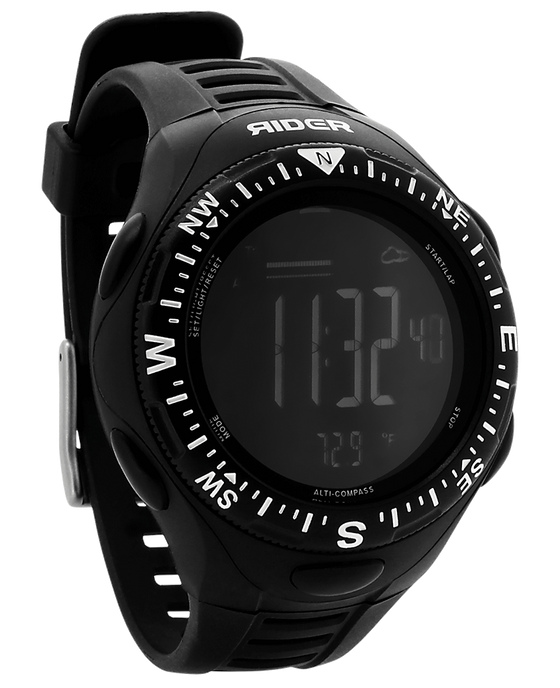 Godfrey Iron Rider 1 Black - Watch