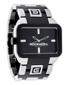 Duel Time (Silver/Black Ceramic - Watch)