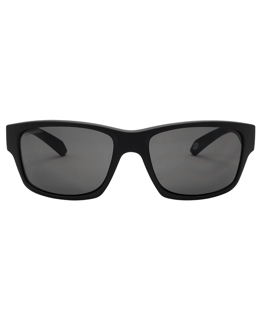 Pompei - Black Matte Polarized