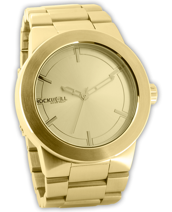 Maverick (Gold - Watch)