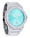 Commander (Silver/Teal Limited Edition - Watch)