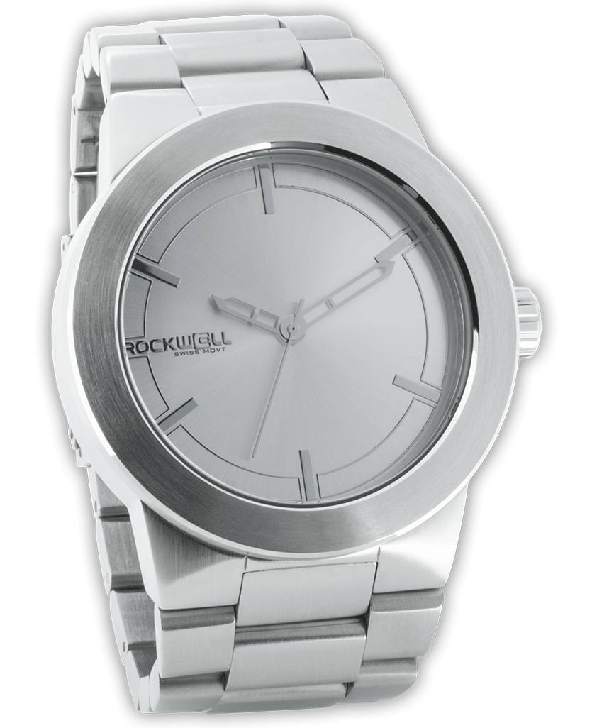 Maverick (Silver - Watch)