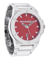 Commander (Silver/Red - Watch)