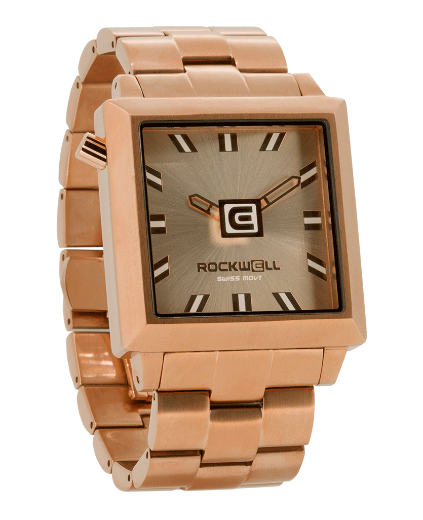 40mm2 (Rose Gold - Watch)