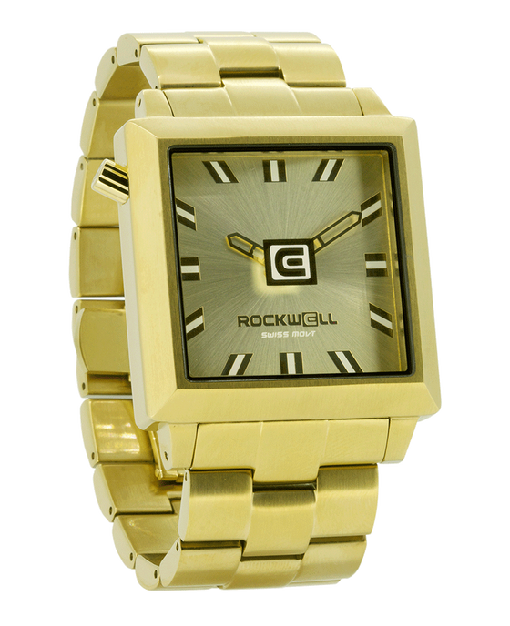 40mm2 (Gold - Watch)