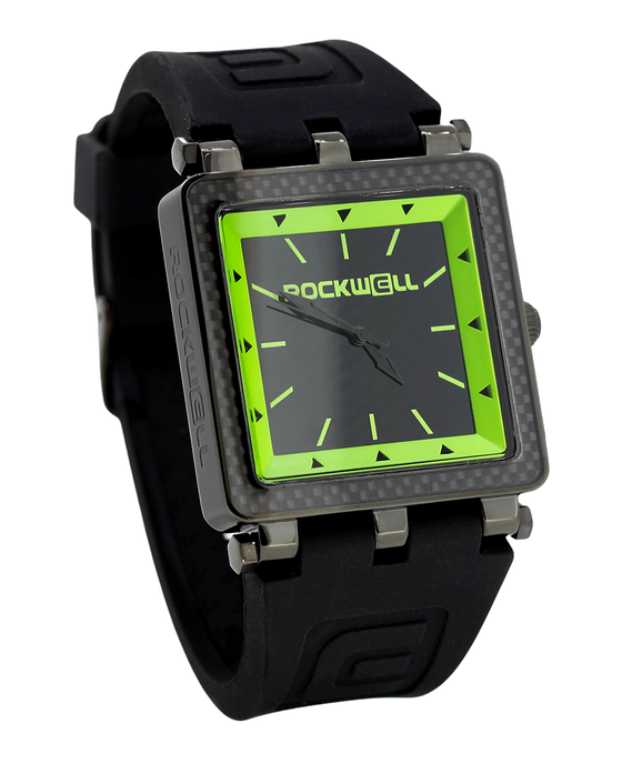 CF Lite (Black/Green - Watch)