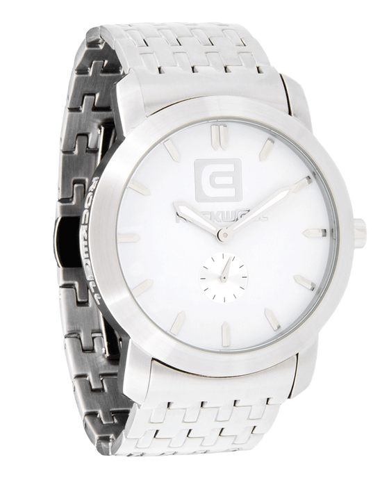 Cartel (Silver/White - Watch)