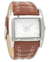 Apostle (White/Brown Leather - Watch)