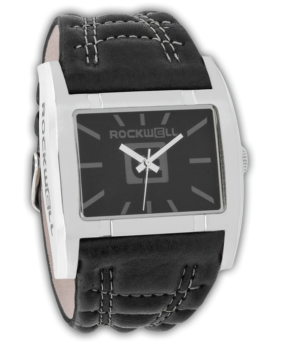 Apostle (Black/Black Leather - Watch)