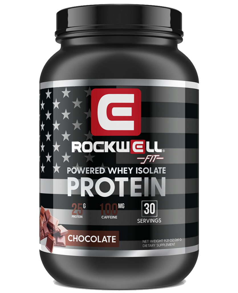 Rockwell Fit ™ Protein: Double Chocolate