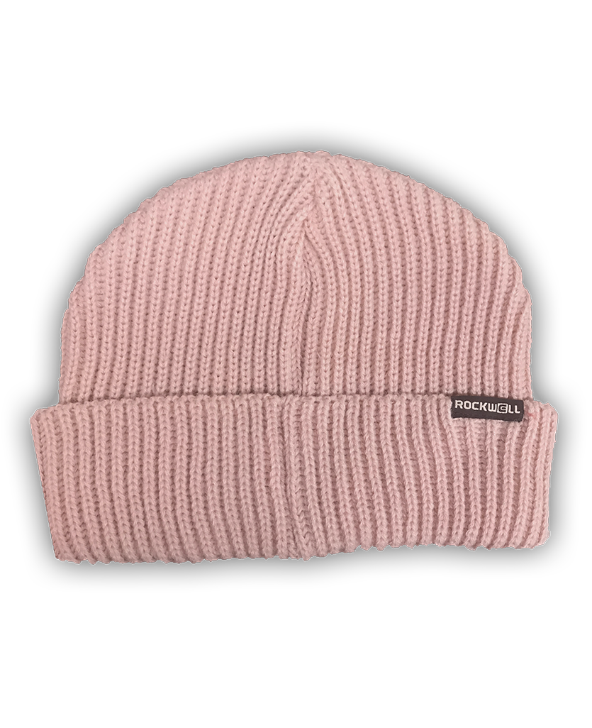 Rockwell Omni-Fit Beanie - Pink