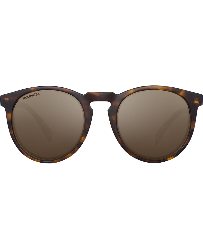 The Stella - Tortoise Brown