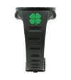 Coliseum Fit™ - Shamrock Edition (Phantom Black with green shamrock printed on band - Watch)