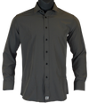 The Titan - Solid Gray Long Sleeve