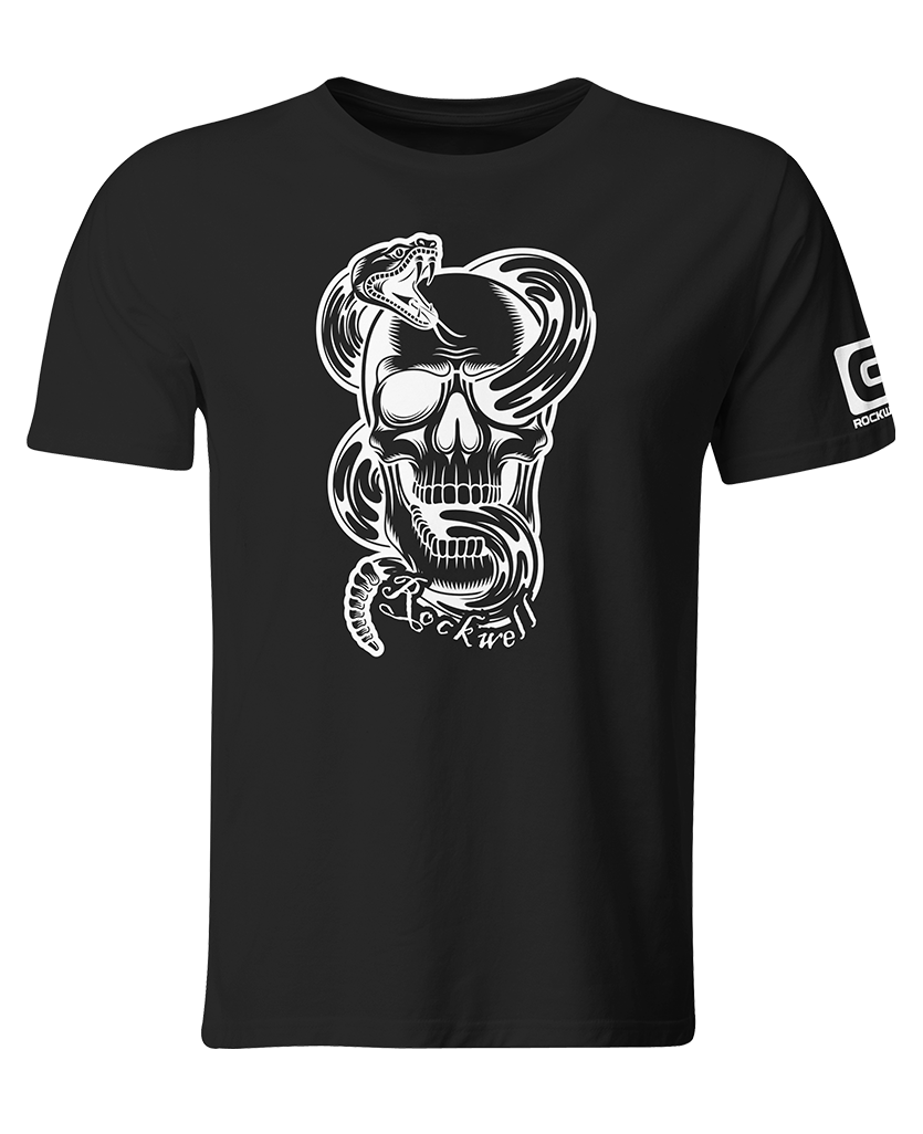 Men's Viper T-Shirt Black