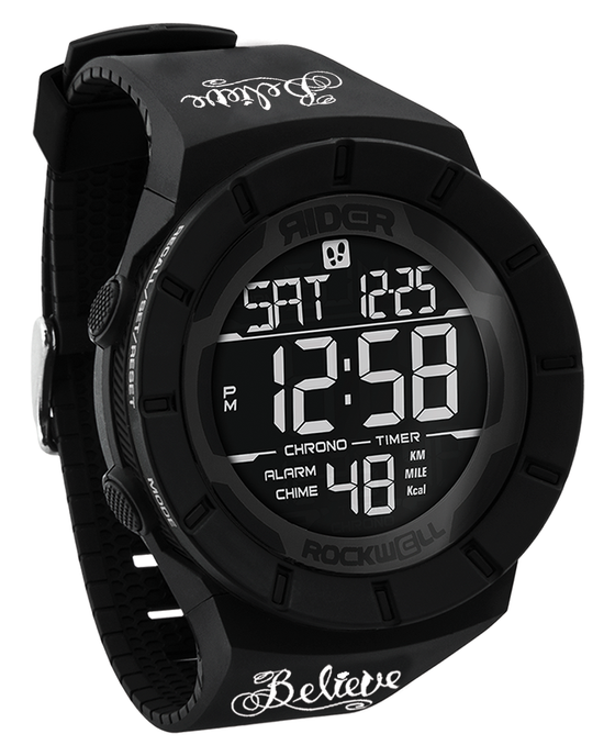 Believe Coliseum Fit™ (Black Believe Coliseum - Watch)