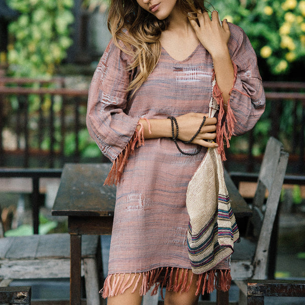 Lost And Found By J Friedman, beachwear, resort wear, bohemian, beach, travel, beautiful, comfort, 100% cotton, dress