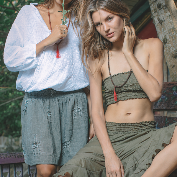 Lost And Found By J Friedman, beachwear, resort wear, bohemian, beach, travel, beautiful, comfort, skirt, cotton, mini skirt