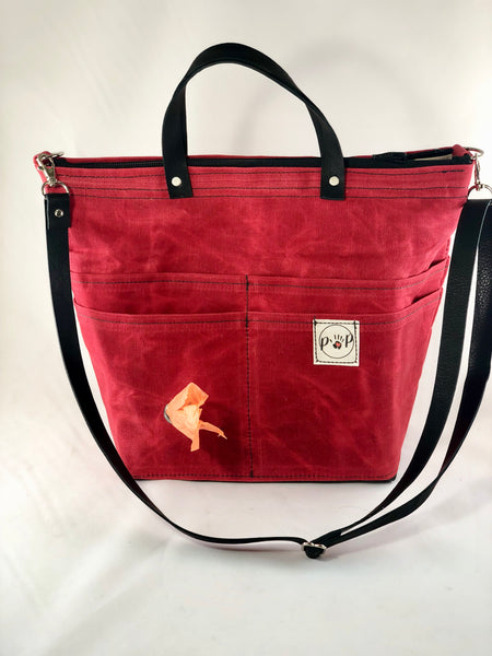 Travelers Pet Owners Purse - the pop company
