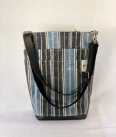 Striped Purse Of Pockets